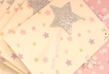 B.day ideas - winter and stars