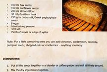 LCHF RECIPES / by Tanya Nel