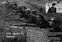 1956-os szabadságharc - War of freedom in 1956 / 60. évfordulója az 1956-os szabadságharcnak, amelyben fehérek is részt vettek.... Céljuk a szovjet uralom megszüntetése, a kommunisták megbüntetése, és reakció volt, amely az 1920 és 1944 közötti antikommunista ellenforradalom folytatásaként értelmezhető