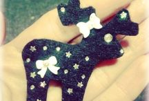 hand made / brooches