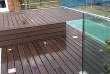 Terranova Xtreme Composite Decking / Our Terranova Xtreme range provides amazing protection against daily wear, tear and UV at an affordable price. Is Extremely good value for money, capped on 3 sides, comes in 3.66m & 2.44m lengths, is 20mm thick & 127mm wide.