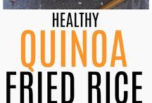 Healthy recipes