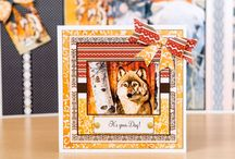 Creative Crafting World / Specialising in cardmaking, papercraft products and digital crafting, Creative Crafting World is a fast growing business which prides itself on supplying top quality craft supplies with the emphasis on design and original artwork!   Find the full range at www.createandcraft.tv