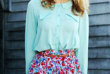Casual Tops, Blouses , Tees / Dressy Blouses , Tshirts , Floral prints