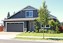 Norwegian Hollow / Brand new Norwegian Hollow homes by a Parade of Homes builder! Floor plan features master suite + office on the main, and 2 bedrooms upstairs. Features include stained custom cabinets, slab granite kitchen counters, finished garage with opener & keypad, front & back landscaping, sprinklers, and fully fenced backyard + RV parking. Custom builder lets you choose your upgrades.