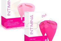 Intimina / Marca sueca que ofrece la primera y única gama de productos dedicada exclusivamente a cuidar todos los aspectos de la salud íntima femenina.