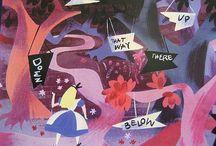 Alice in Wonderland / by Alba