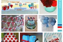 Party Idea's and Gifts / by Brittany Hynes