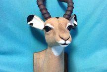 WonderWool - my handmade / Что можно создать своими руками из непряденой овечьей шерсти