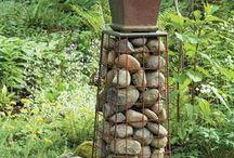 Voor in de tuin / Tuin ideeen