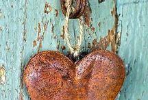 Col cuore / Il fascino dei cuori