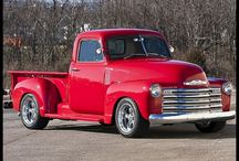 Chevy trucks / by Debby Grice