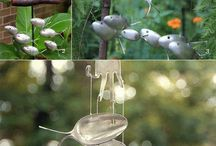 Wind Chimes + Mobiles