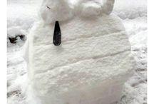 amo il silenzio...della neve