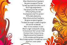 Teacher appreciation / by Leah Schmidt