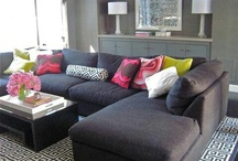 Family Room / by Alli Bosslet