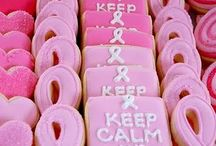 Awareness Ribbon Cookies and Other Food Ideas / This board features food that is designed using awareness ribbons including decorated sugar cookies, cupcakes and cakes.  Get DYI inspired ideas for your awareness ribbon baking or cooking projects!  These items can be great for fundraisers or care packages.