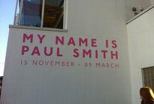 PAUL SMITH EXBHITION