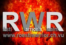 RöstiWarrior's Realm in the WWW. / Blogger, YouTube and more...