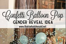 Creative Gender Reveals / Inspirational gender reveals / by Albee Baby - Baby Products & Gear