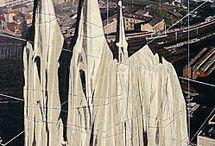 Art- Christo Sculptures
