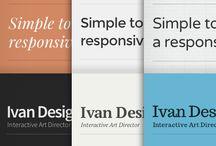 Responsive / Responsive design
