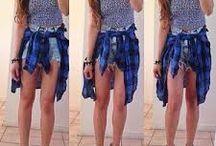 teen fashion / vestimentas de verano e invierno a la moda