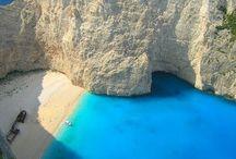 Navagio beach, Zakynthos, Ζante! / Blue Dreams!