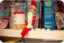 Elf on the Shelf / by Lisa Wildes