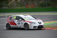 European Touring Car Cup 2014. Spa-Francorchamps / by SEAT Sport