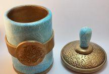 My Polymer Clay Creations / Polymer Clay Creations by Juna Biagioni