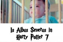 Harry Potter fakta