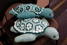 crochet stuffies / by Meg Duffy