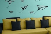 Væg deko