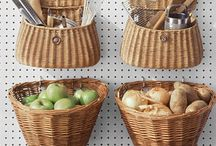 Baskets / by Kathleen Shierk