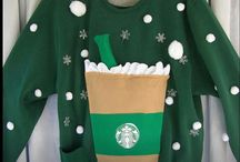 Christmas : Ugly Sweater Ideas