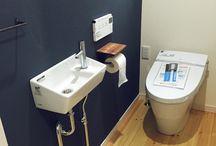 トイレ / 施工例