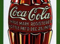 Have a Coke and a Smile! / I love old Coke memorabilia!