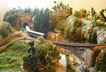 Trains model- tipy