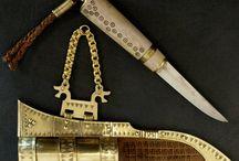 Viking knife replicas