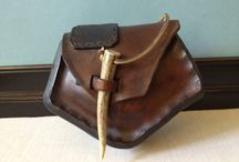 Leatherworking Ideas / Inspiration and ideas by others.