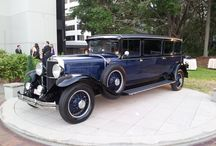 Graham Paige 1929 / Brisbane Vintage Wedding Car Hire