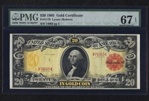 Numismatics / Some of Paul Fraser Collectibles' favourite coins, banknotes and share certificates.