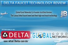 Inspired Living ( SPONSORED ) / Luxury lifestyle items from our sponsor, Delta Faucets / by Rick Jeffries