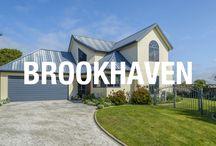 BROOKHAVEN / To see more of our latest listings go to: www.homes4sale.co.nz Brookhaven suburb title page - Christchurch - New Zealand - Houses for Sale - Real Estate