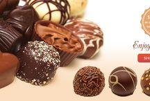 Benefits to eat healthy Chocolates