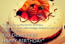 Birthday Wishes and Quotes / Find Out Best Birthday Wishes and Quotes with Birthday Cards and Images to Wish your Friends and Dear one's.
