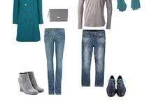 Family Portraiture - What to Wear   Style Board