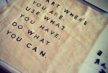 Inspiration / by Lisa Elizarraras