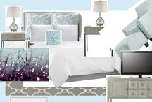 My Designs / While I house hunt, I amuse myself by creating designs for my future home!